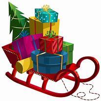 Obraz znaleziony dla: prezenty clipart