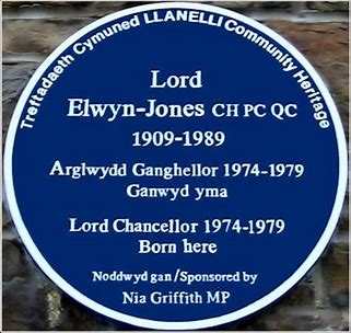 Image result for lord elwyn jones images