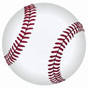 Image result for Baseball Clip Art No Background