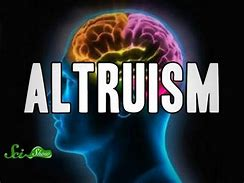 Bildresultat för altruism
