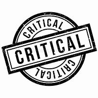 Image result for Critical Icon