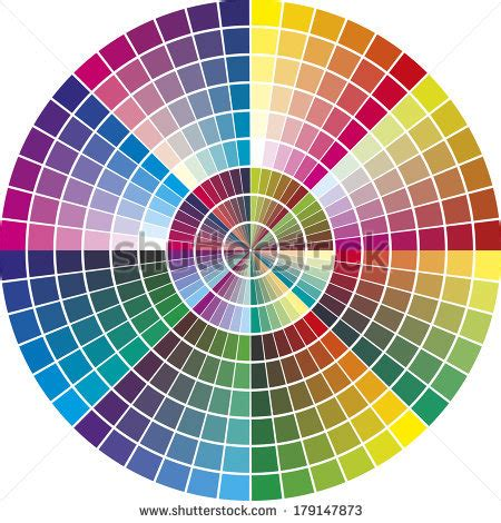 vector illustration pantone stock vector
