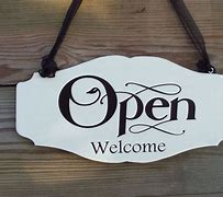 Image result for pictures of office open signs
