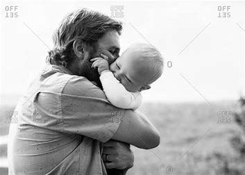 Image result for free picture of father hugging child