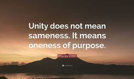 Image result for quotes on unity