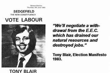 Image result for tony blair images 1983