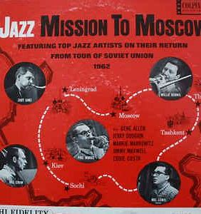 Image result for jazz mission to moscow