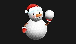 Image result for golf christmas images