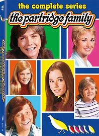 Image result for the partridge family fullseries