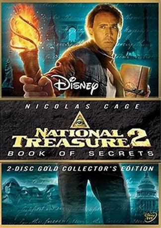 Image result for national treasure 2 dvd cover