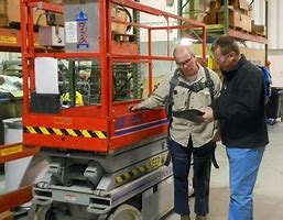 Image result for OSHA Scissor Lift Safety Checklist