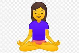 Risultato immagine per emoticon yoga