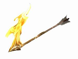 Image result for free picture of flaming arrows