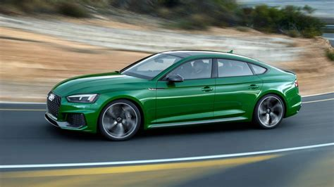 audi rs sportback blends performance style and