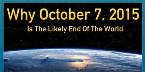 Image result for false predictions of the end of the world