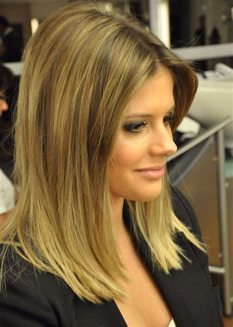 ROMANTIC LONG BOB HAIRSTYLES FOR WOMEN TO REACH