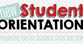 Image result for Freshman orientation clipart