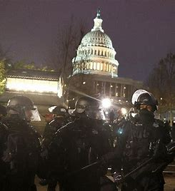 Image result for images of Barricaded Capitol Hill