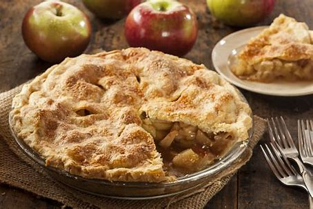 Image result for picture of an apple pie
