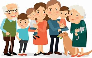 Image result for Happy Family Clip Art