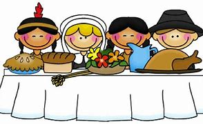 Image result for happy thanksgiving pilgrims and indians