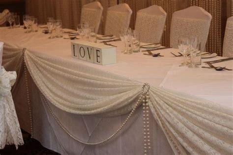 vintage head table decor weddingbee wedding planning