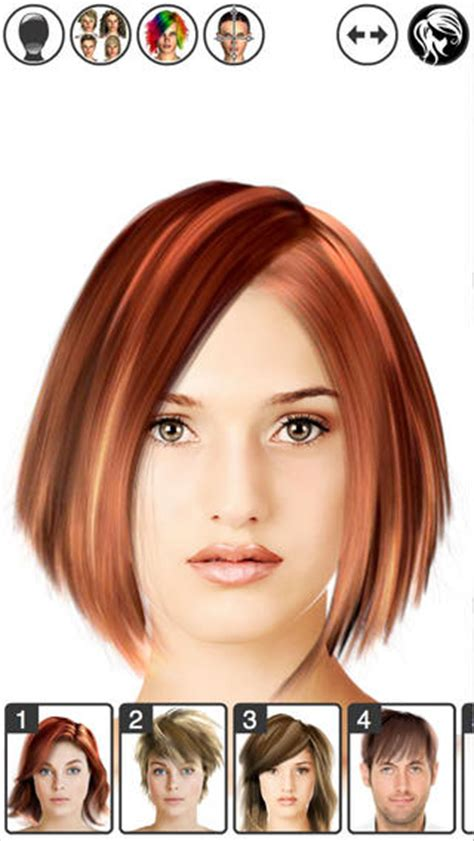 best apps to choose your head color android ios free