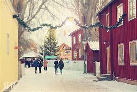Bildresultat för gamla linköping julmarknad