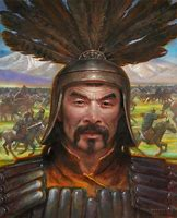 Image result for images genghis khan