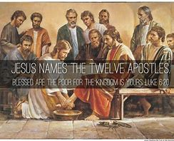 Image result for  Jesus Appointed Twelve to Be with Him