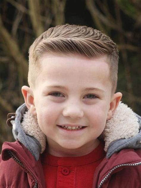 cute toddler boy haircuts your kids will love