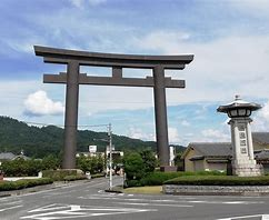 大神神社 大鳥居 に対する画像結果