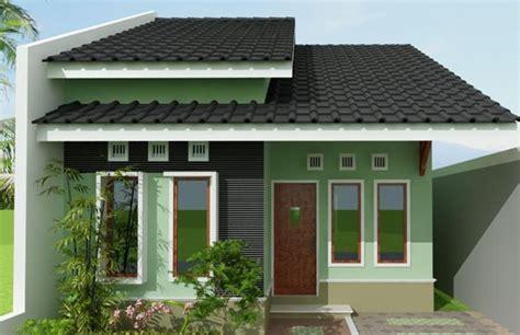 contoh model rumah murah minimalis rumah minimalis terbaru