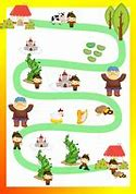 Image result for jack and the beanstalk story map