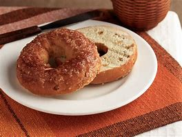 Image result for toasted bagel