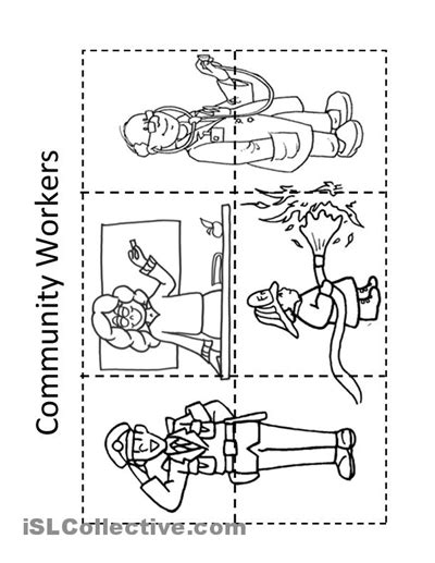 best images of worksheets about my community my