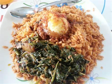 Tiguadege Na: National Dish of Mali