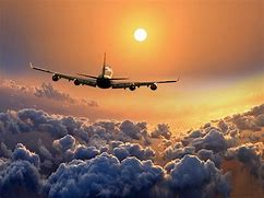 Image result for free pictures of plane in clouds