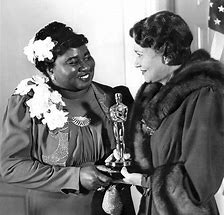 Image result for Hattie McDaniel became the first black person to win an Oscar.