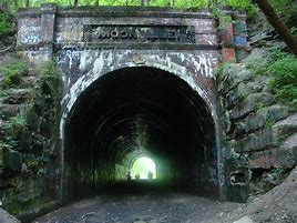 Image result for moonville tunnel ohio