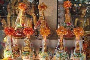 Image result for thai buddha gift basket