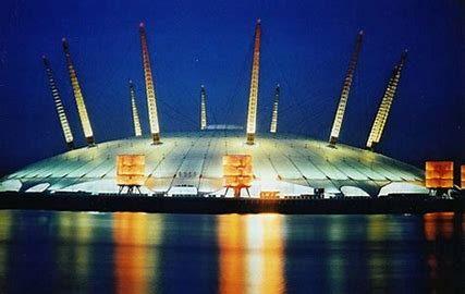 Image result for the millennium dome images