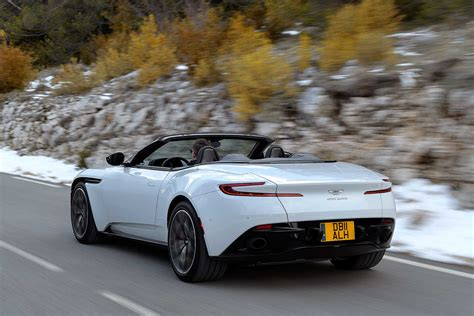 aston martin db volante first drive review its no