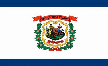 Image result for west virginia flag picture 2020