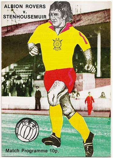 Image result for albion rovers 1977-78