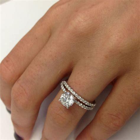 carat vs wedding diamond engagement ring round k