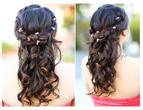HAIRSTYLE FOR LONG HAIR BINGSDESIGN SWEET