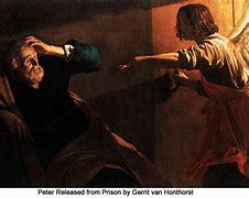 Image result for god delivers peter