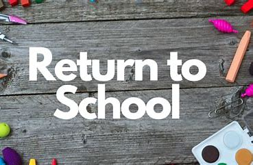 Image result for return to school