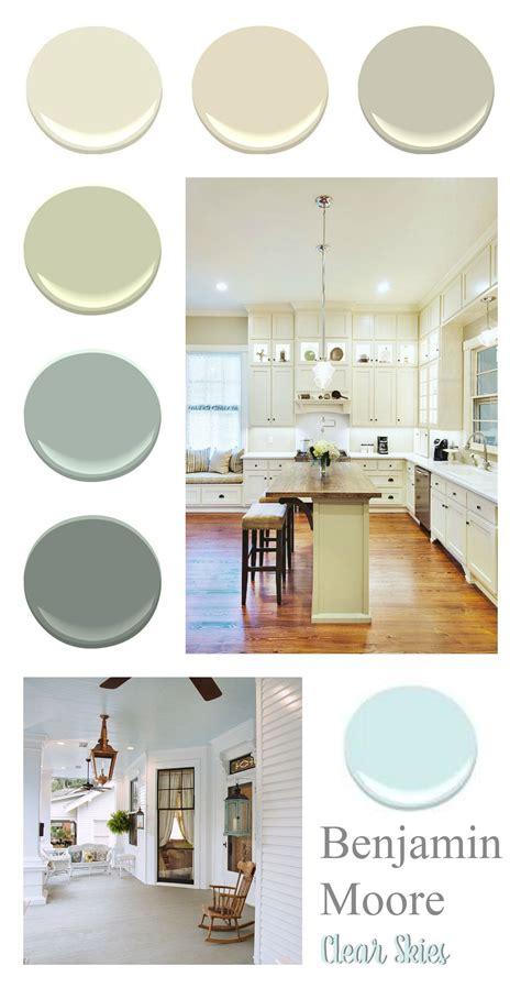 southern home paint color palette paint colors for home